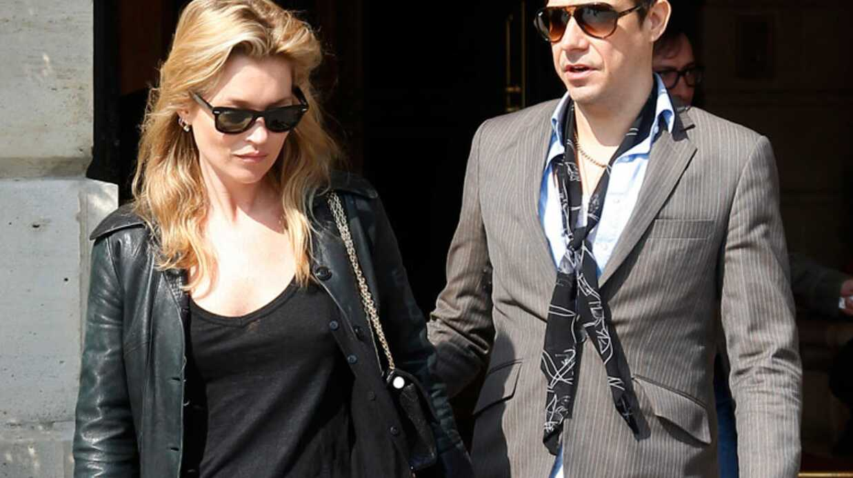 Kate Moss et Jamie Hince: le mariage s'annonce rock'n'roll