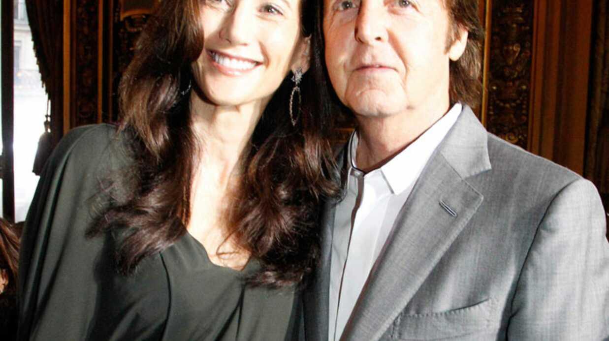 Paul McCartney: fiançailles confirmées avec Nancy Shevell