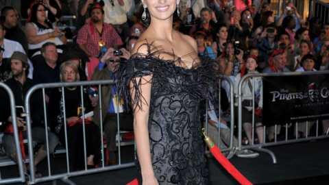LOOK Penélope Cruz, sirène des Caraïbes