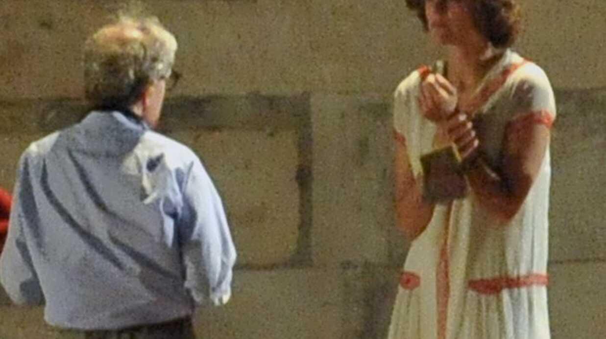 Après Carla Bruni, Woody Allen encense Marion Cotillard
