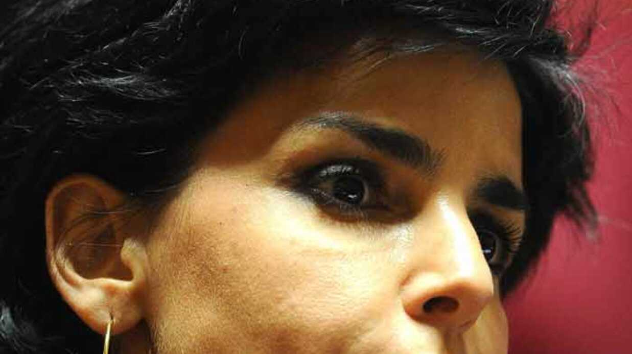 Rachida Dati rend hommage à sa copine Cécilia