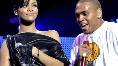 Rihanna et Chris Brown ensemble… en soirée sans P.Diddy