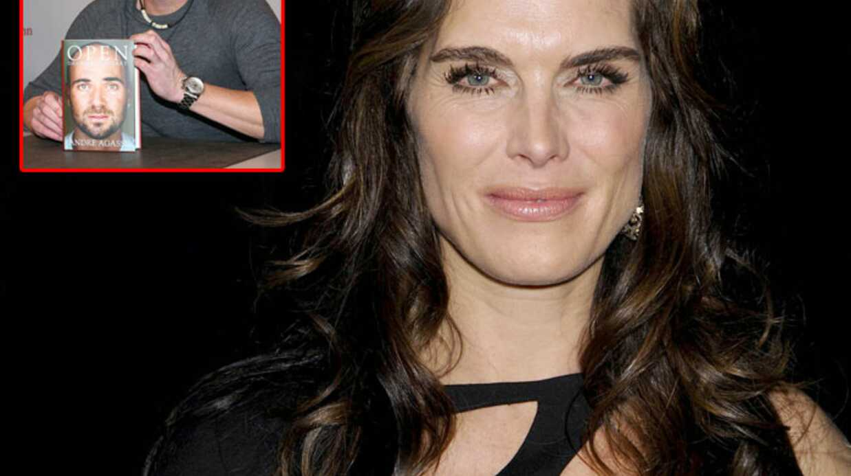 Brooke Shields contre-attaque André Agassi