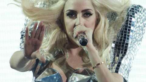 Lady Gaga: deuxième date à Bercy
