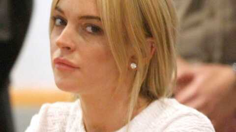 Lindsay Lohan: regardez la vidéo du vol du collier