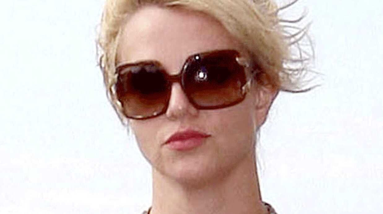 Britney Spears en colère contre la presse australienne