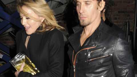 Madonna rencontre la famille de Jesus