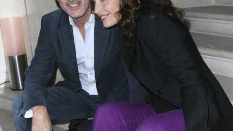 Antoine de Caunes et Daphné Roulier au bal de la Truffe