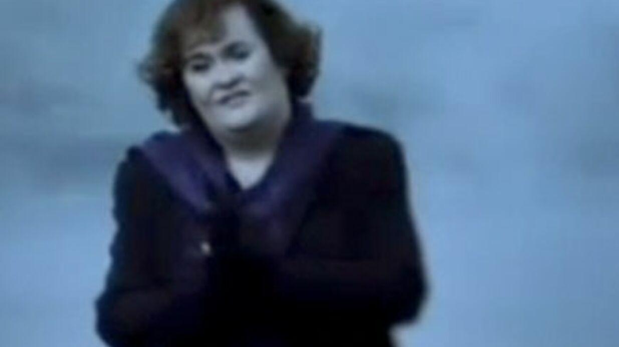 VIDEO Le premier clip de Susan Boyle, réalisé par Lou Reed