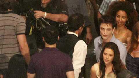 Twilight 4: tournage houleux au Brésil