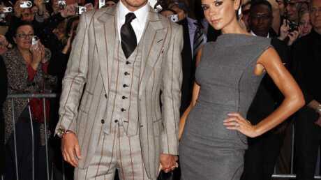 David et Victoria Beckham s'accommodent des paparazzis