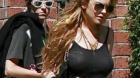 Linsay Lohan rembourse 87 000 dollars pour Samantha Ronson