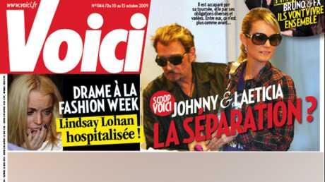 Johnny Hallyday: des peines de cœur?