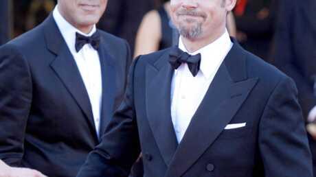 Brad Pitt ne veut pas confier ses enfants à George Clooney