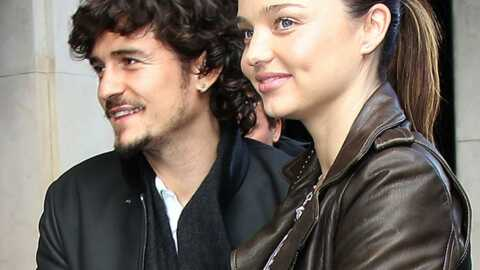 Orlando Bloom et Miranda Kerr parents d'un petit garçon