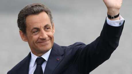 Nicolas Sarkozy se vante de son score d'audience sur TF1