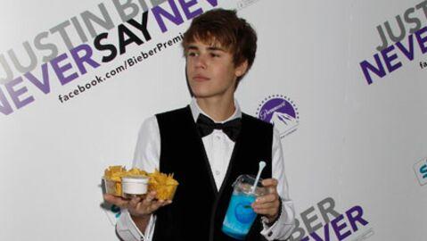 Justin Bieber: un hamburger à son nom