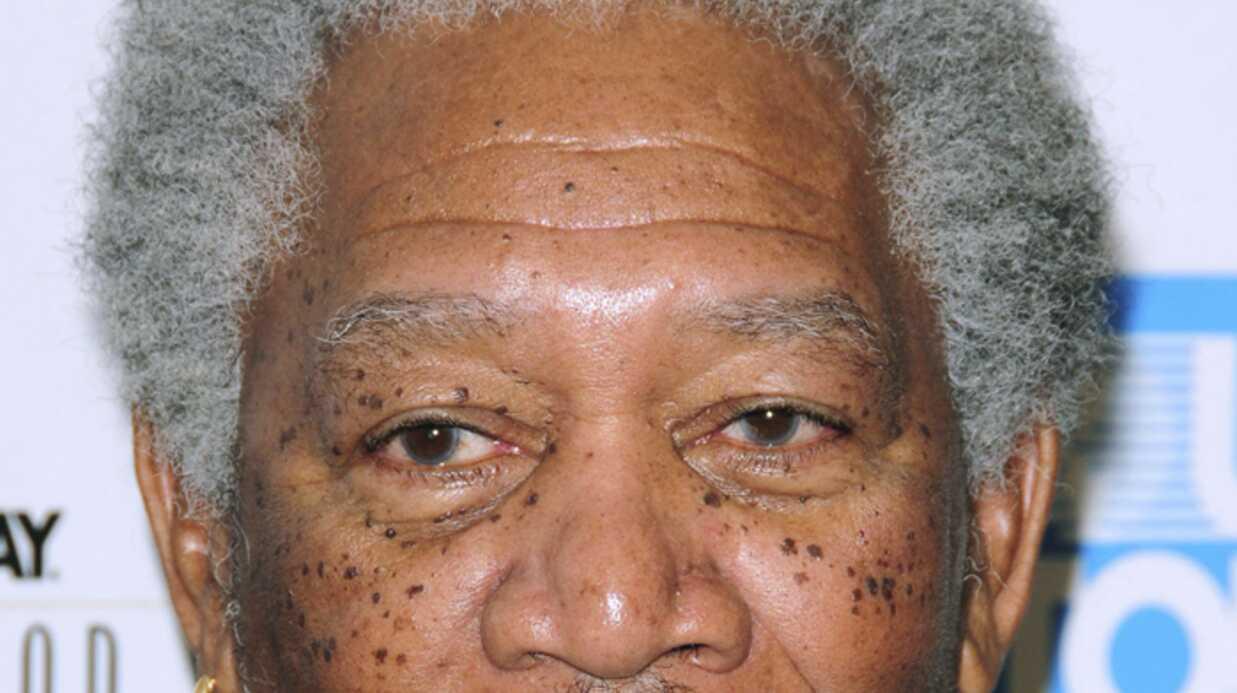 Morgan Freeman souffre encore des séquelles de son accident