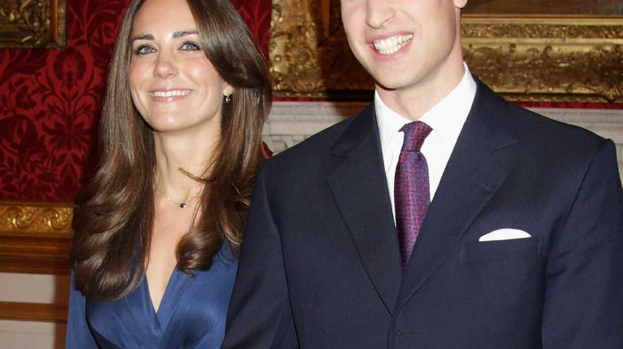 Le prince William et Kate Middleton se marieront le 29 avril