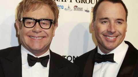 Elton John: les Beckham parrain et marraine de son fils?