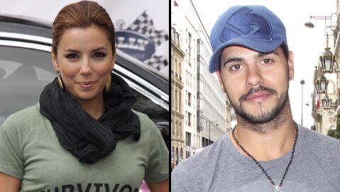 Eva Longoria et Eduardo Cruz photographiés ensemble