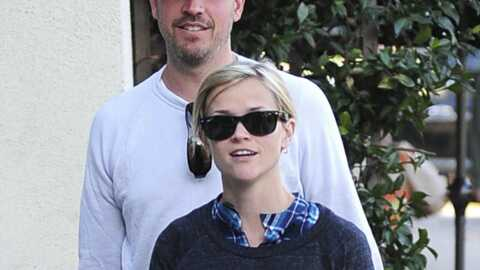 Reese Witherspoon s'est fiancée avec Jim Toth