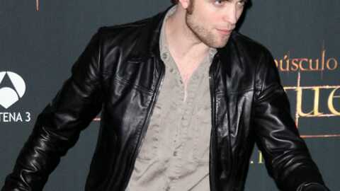 Twilight rend l'abstinence sexy pour Robert Pattinson
