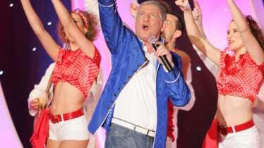 Patrick Sébastien mène la danse