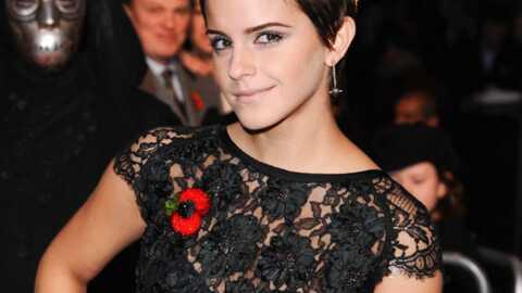 Emma Watson a des problèmes d'argent