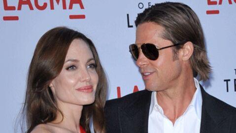 Angelina Jolie et Brad Pitt: un don de 500 000 aux victimes de Joplin