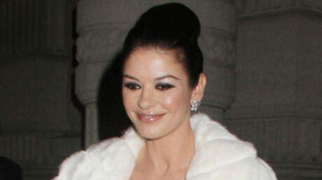 Catherine Zeta-Jones: Michael Douglas annonce qu'elle va mieux