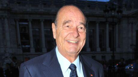 Jacques Chirac: sa phrase sur Hollande était de l'humour