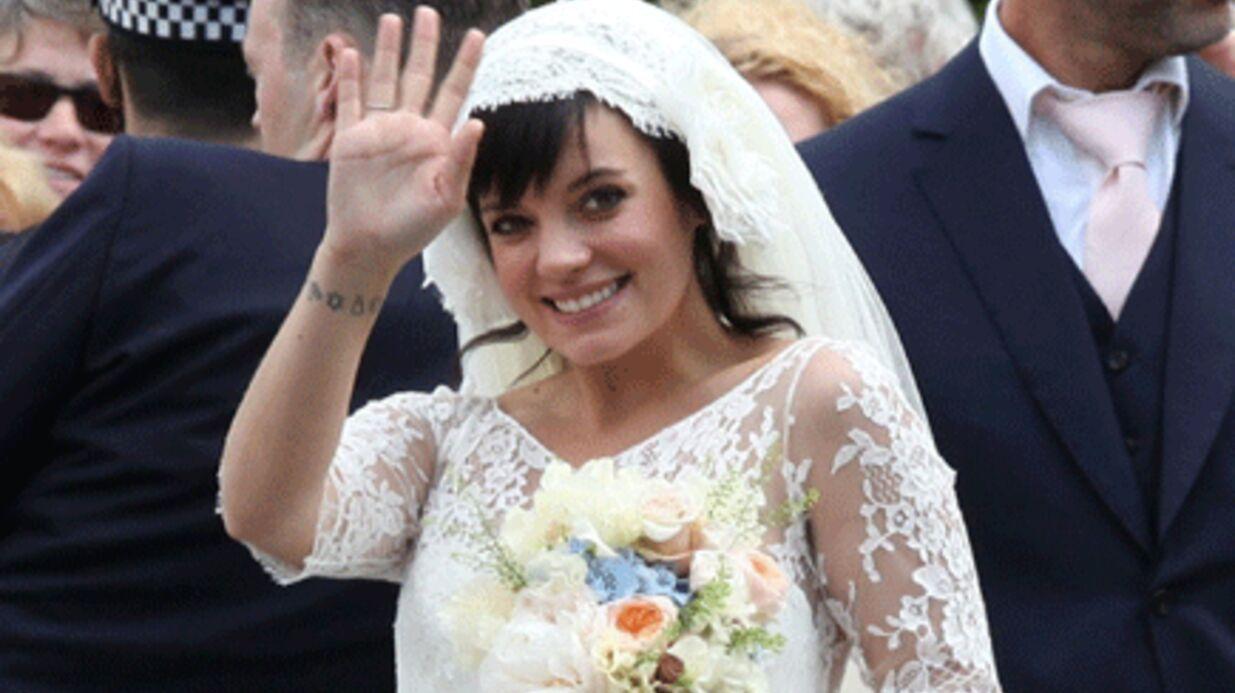 Lily Allen: mariée à Sam Cooper