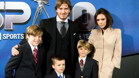 Officiel: Victoria et David Beckham attendent bien une fille
