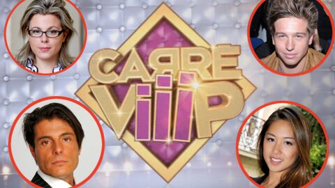 Carré Viiip: tout le casting dont Giuseppe et Cindy Lopes