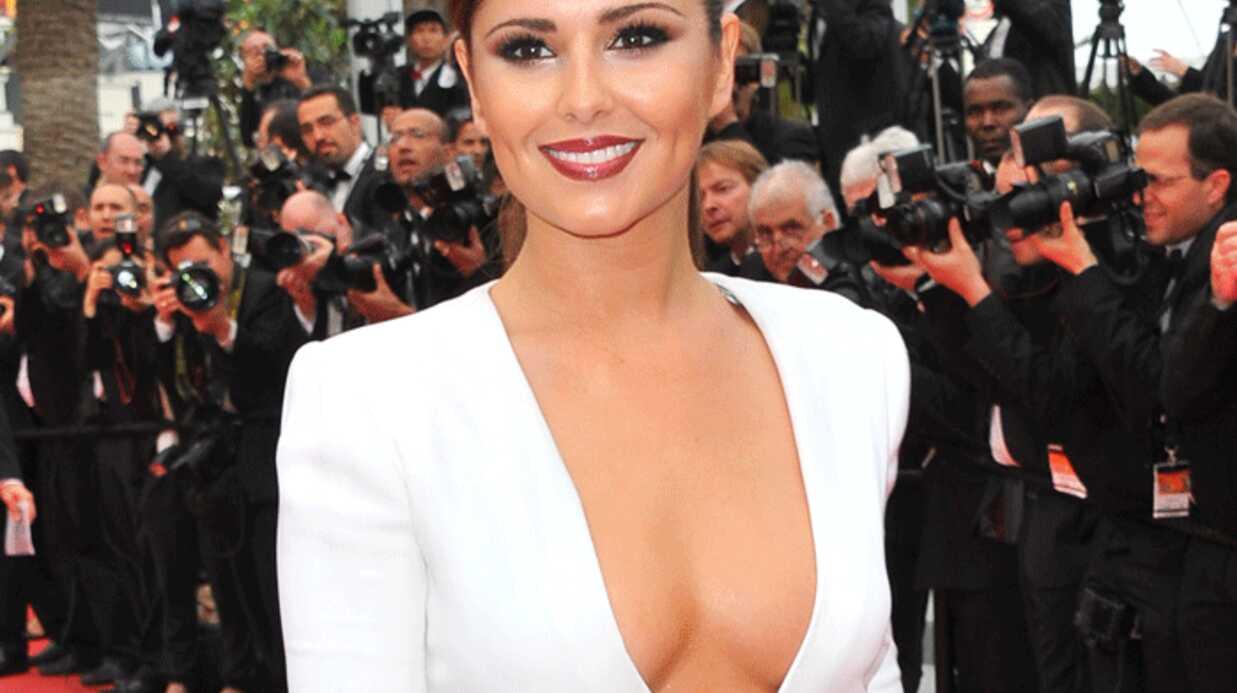 Cheryl Cole à Cannes: le festival du décolleté