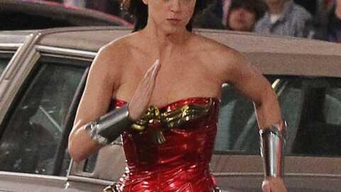 Adrianne Palicki: son costume de Wonder Woman revu et corrigé