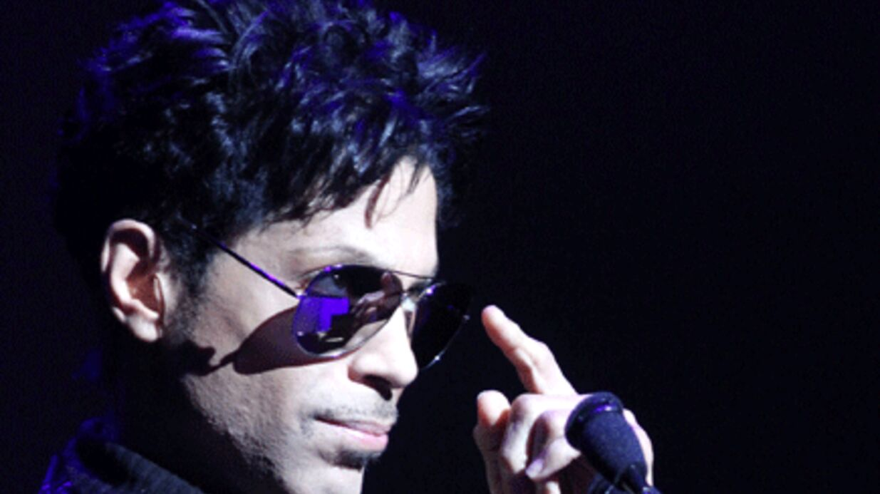 Prince n'en­re­gis­trera plus d'al­bum