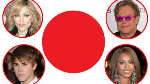 Japon : Madonna, Justin Bieber et 36 autres stars sortent « Songs for Japan »