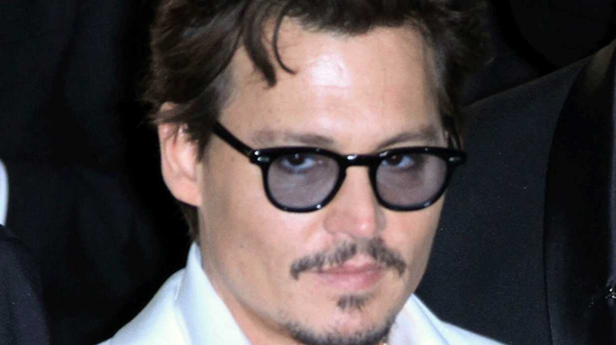 Johnny Depp : Liam Galla­gher le veut dans le biopic des Beatles