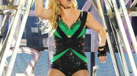 VIDEO Britney Spears en pleine répétition pour sa tournée