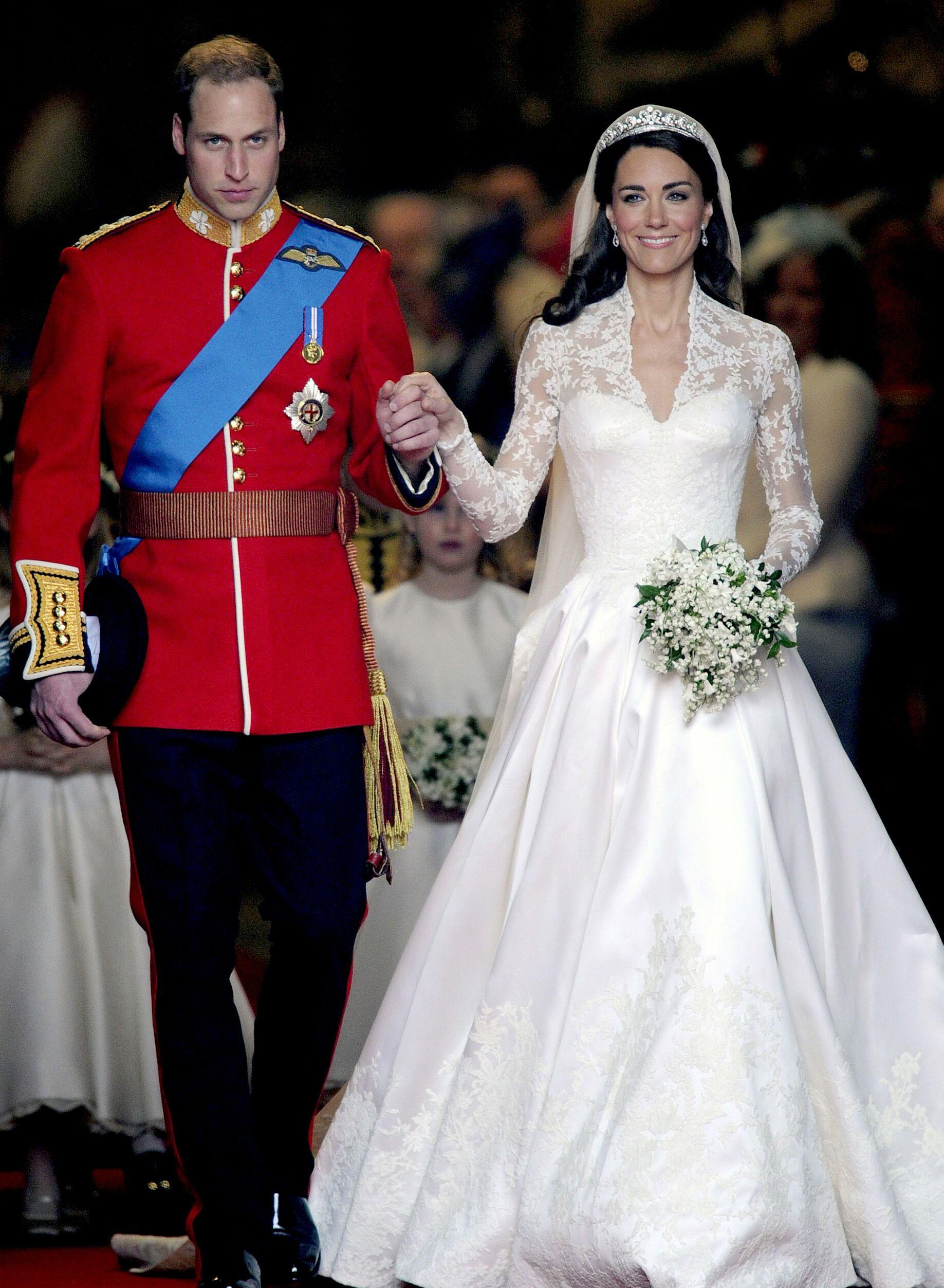 Kate Middleton : le mariage a coûté 282.0