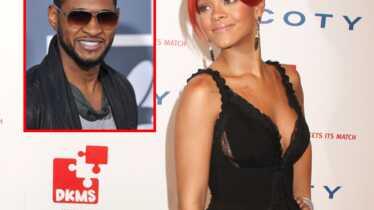 A-t-elle trouvé son prince en Usher?