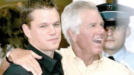 Matt Damon: son père victime d'un cancer