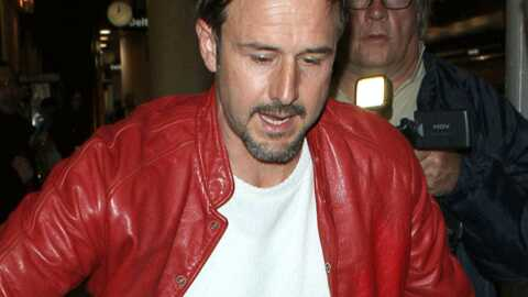 David Arquette victime d'un accident de voiture