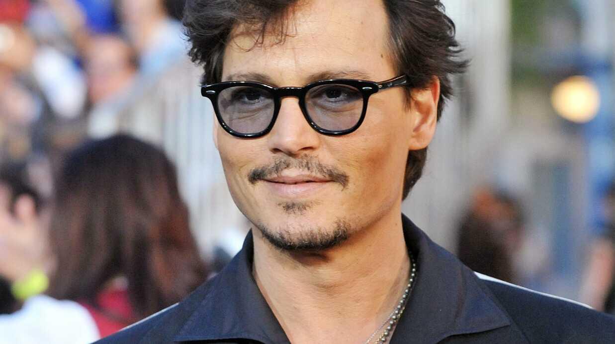 Johnny Depp payé par la scientologie