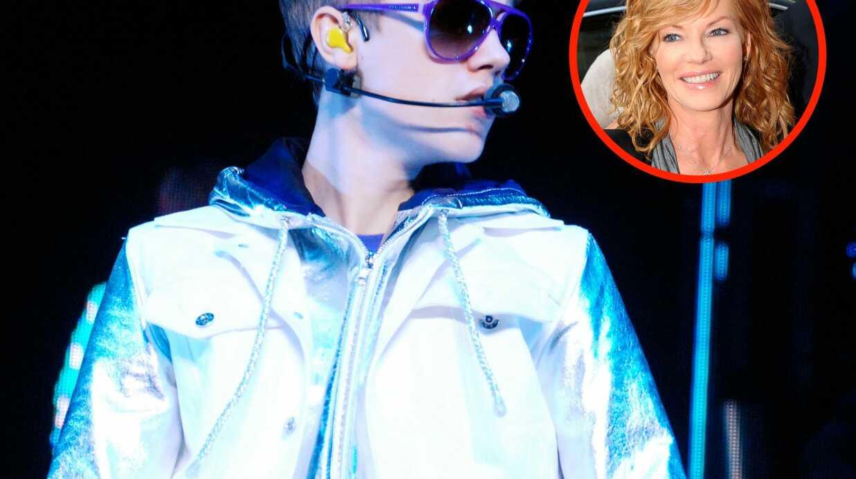 Marg Helgenberger des Experts parle de Justin Bieber
