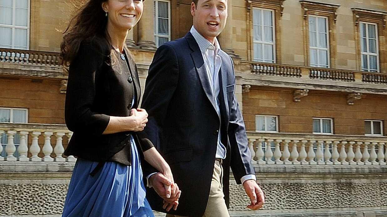 Kate et William partent en lune de miel aujourd'hui!