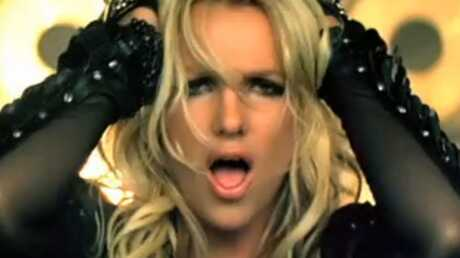 VIDEO : Britney Spears doublée pour Till the world ends