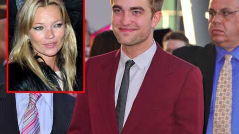 Robert Pattinson: «Obsedé par Kate Moss»